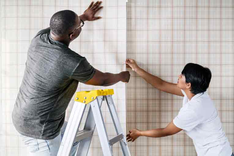 How to Estimate Wallpaper Installation