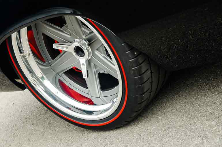 What Tyre Pressure for Low Profile Tires?