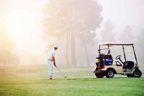 The Masters Golf Audio Broadcasting on Sirius XM