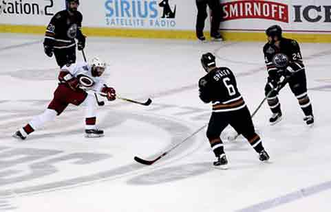 NHL Finals Live Stream: West Division