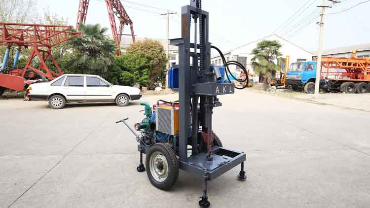 What You Need To Make A Water Well Drill Machine
