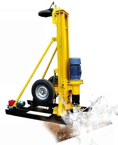 What Is A Water Well Drill Machine